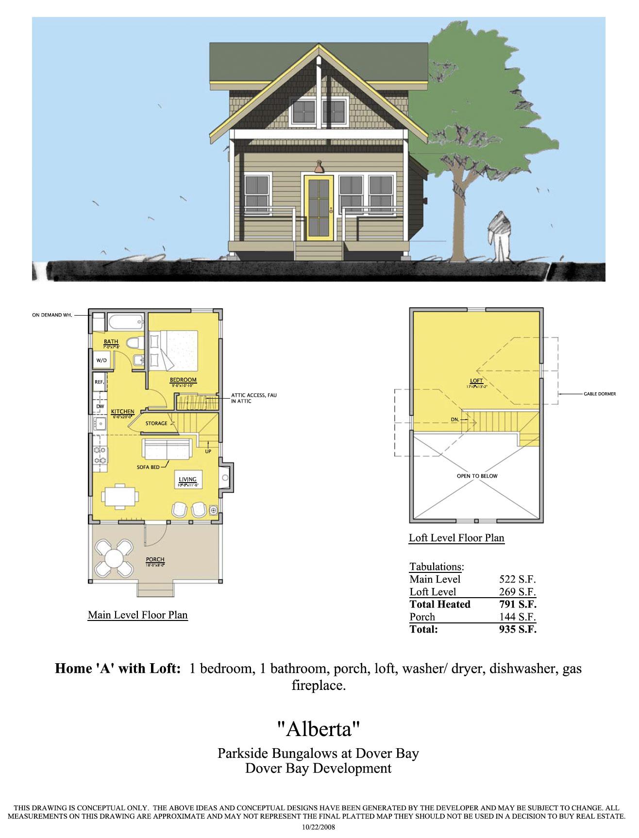 100 Dormer Bungalow Floor Plans Bungalow House